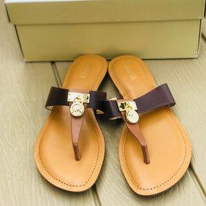 Michael Kors Flip Flop Sandals